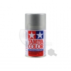 Tamiya PS-36 Silver 100ml Polycarbonate Spray Paint - 86036