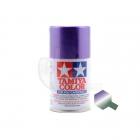Tamiya PS-46 Iridescent Purple/Green 100ml Polycarbonate Spray Paint - 86046