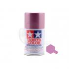 Tamiya PS-50 Anodised Aluminium Sparkling Pink 100ml Polycarbonate Spray Paint - 86050