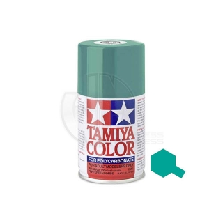 Tamiya PS-54 Cobalt Green 100ml Polycarbonate Spray Paint - 86054