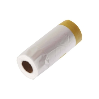 Tamiya Masking Tape with Plastic Sheeting (550mm) - TAM-87164