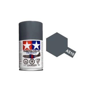 Tamiya AS-10 Ocean Grey (RAF) 100ml Spray Paint for Scale Models - AS86510
