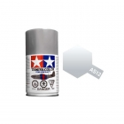 Tamiya AS-12 Bare Metal Silver 100ml Spray Paint for Scale Models - AS86512