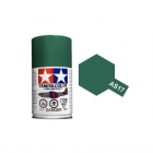 Tamiya AS-17 Dark Green (IJA) 100ml Spray Paint for Scale Models - AS86517