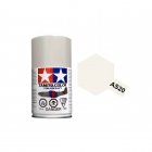 Tamiya AS-20 Insignia White (USN) 100ml Spray Paint for Scale Models - AS86520