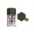 Tamiya AS-30 Dark Green 2 (RAF) 100ml Spray Paint for Scale Models - AS86530