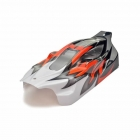FTX Vantage Optional Printed Body Shell (Orange) - FTX6283