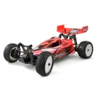 Hot Bodies Cyclone D4 1/10 Scale Buggy Clear Body Shell with Decals - HB-61521