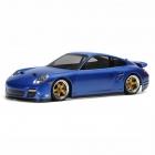 HPI Porsche 911 Turbo 1/10 Clear Body Shell (200mm) - HPI-17527
