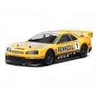 HPI Nissan Skyline R34 GT-R GT 1/10 Clear Body Shell (200mm) - HPI-7467