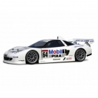 HPI Honda NSX GT 1/10 Scale Clear Body Shell and Wing with Decals (200mm) - HPI-7483