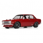HPI Datsun 510 Clear Body Shell (225mm) - HPI7209