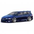 HPI 1/10 Honda Odyssey Clear Body Shell with Decals (200mm) - HPI7497