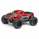 Maverick Monster Truck 1/10 Painted Body Shell Red (MT) - MV22744