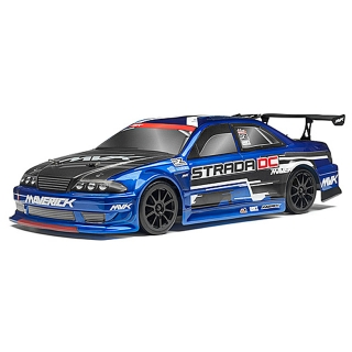 Maverick Strada DC Drift Car Clear Body Shell - MV22748