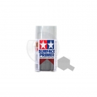 Tamiya 100ml Surface Primer Spray for Plastic and Metal (Grey) - TAM-87026