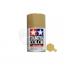 Tamiya TS-3 Dark Yellow 100ml Acrylic Spray Paint - TS-85003