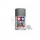 Tamiya TS-17 Gloss Aluminium 100ml Acrylic Spray Paint - TS-85017