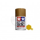 Tamiya TS-21 Gold 100ml Acrylic Spray Paint - TS-85021