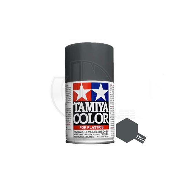 Tamiya ts 38 gun metal 100ml acrylic spray paint ts 85038 Spray paint for metal