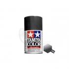 Tamiya TS-40 Metallic Black 100ml Acrylic Spray Paint - TS-85040
