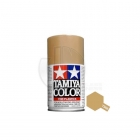 Tamiya TS-68 Wooden Deck Tan 100ml Acrylic Spray Paint - TS-85068