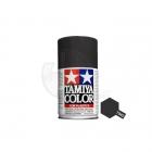 Tamiya TS-82 Rubber Black 100ml Acrylic Spray Paint - TS-85082