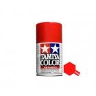 Tamiya TS-86 Pure Red 100ml Acrylic Spray Paint - TS-85086