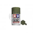Tamiya TS-91 Dark Green JGSDF 100ml Acrylic Spray Paint - TS-85091