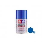 Tamiya TS-93 Pure Blue 100ml Acrylic Spray Paint - TS-85093