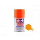 Tamiya TS-96 Fluorescent Orange 100ml Acrylic Spray Paint - TS-85096