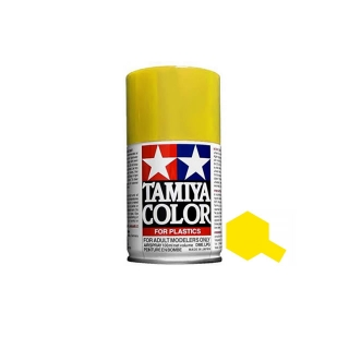 Tamiya TS-97 Pearl Yellow 100ml Acrylic Spray Paint - TS-85097