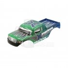 Electrix RC Ruckus Painted Body Shell (Green) - ECX2002