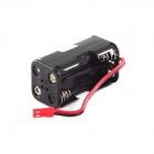 Etronix RX Battery Box Case with BEC Plug - ET0255