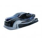 FTX Carnage Brushless Standard Printed Body Shell (Black) - FTX6342
