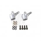 HoBao Hyper 7 Aluminium Steering Knuckle Set - H87032