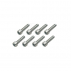 Flight Line M5 x 25mm Socket Head Bolt (Pack of 8 Bolts) - HFL9725