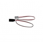 Cirrus Heavy Duty Servo Extension Lead with Futaba Connector (300mm) - CF0300HD