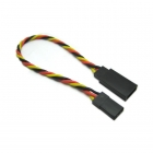 Etronix 22AWG JR 90cm Twisted Extension Wire - ET0739J