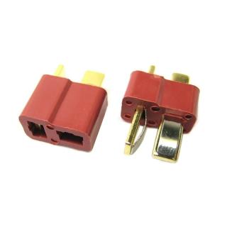 Etronix Deans Plug (1 Male/1 Female) - ET0787