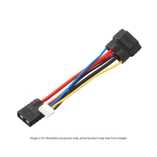 Etronix 4S LiPo Charger Cable Adaptor for Traxxas iD Batteries - ET0858-4S