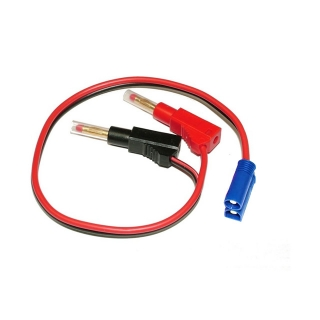 Logic RC 4mm to EC5 Charge Lead - LGL-CLEC5