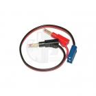 Logic RC 4mm to EC5 Charge Lead - LGL-CLEC5