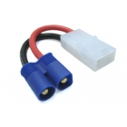 Overlander Tamiya Female to EC3 Male Connector Adaptor Lead - OL-1341TAM