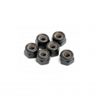 Maverick M3 Nylon Lock Nut (Pack of 6 Nuts) - MV22062