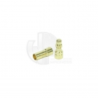 Overlander High Quality 3.5mm Gold Connectors (10 Pairs) - OL-2144