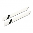 Pro 3D 205mm Fibre Glass Main Rotor Blade for 250 Size Electric Heli (2 Blades) - PRO2052