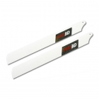 Pro 3D 335mm Carbon Fibre Main Rotor Blade for 450 Size Electric Heli (2 Blades) - PRO3351