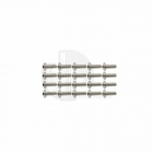 Simply RC M3 x 10 Flanged Socket Button Screw (Pack of 20 Screws) - SRC-40011