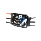 Alturn ACS-70A+HS 70 Amp Aircraft Brushless ESC with Heat Shrink - ACS70